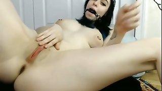 Sexual Amateur Emo Femme Fatale