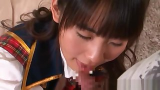 Lord it over titillating japanese schoolgirls part2