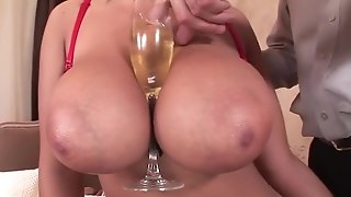 Extraordinaire pornostar Jasmine dark-hued apropos best brown-haired, facial cumshot porno video free sex
