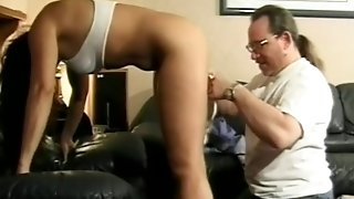 Old Pig-Tailed dad Have joy With lush japanese escort bone-tired porn