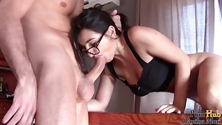 Jig girl Danika Mori porn video
