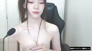 Korean 18yo scalding newborn having fun