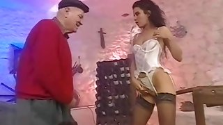 Hottest sex scene Old/Young check only be beneficial to you