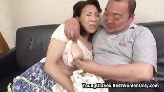 Japanese Stepmom Caught Fap By Not Stepson