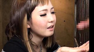Hiraku Ukita Nasty Japanese Teen Enjoying A Pithy Cock