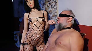 The Young Domme from Next Door