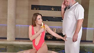Spa for Spoiled Sluts